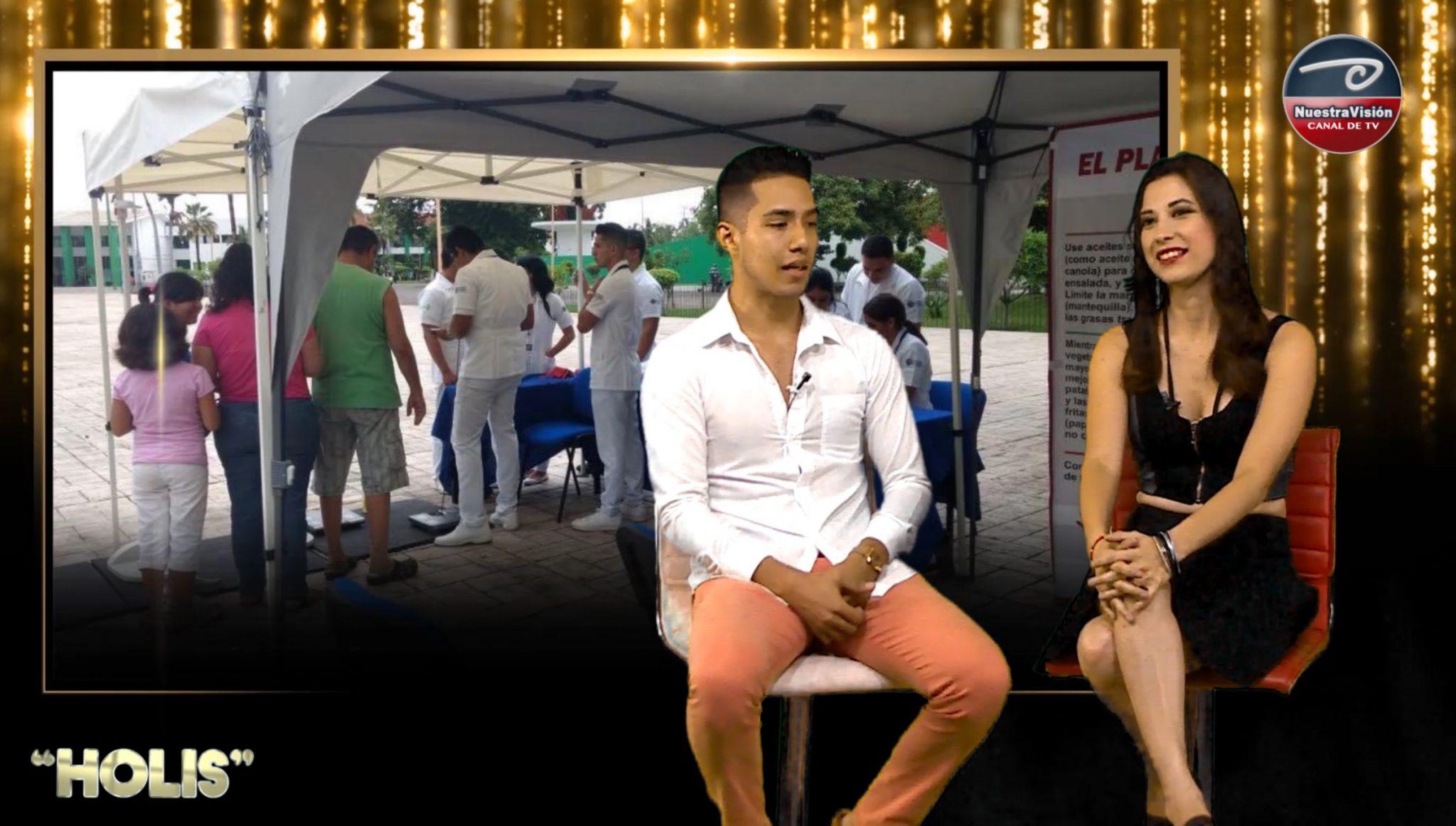 Holis – Entrevista Alexx Ramos