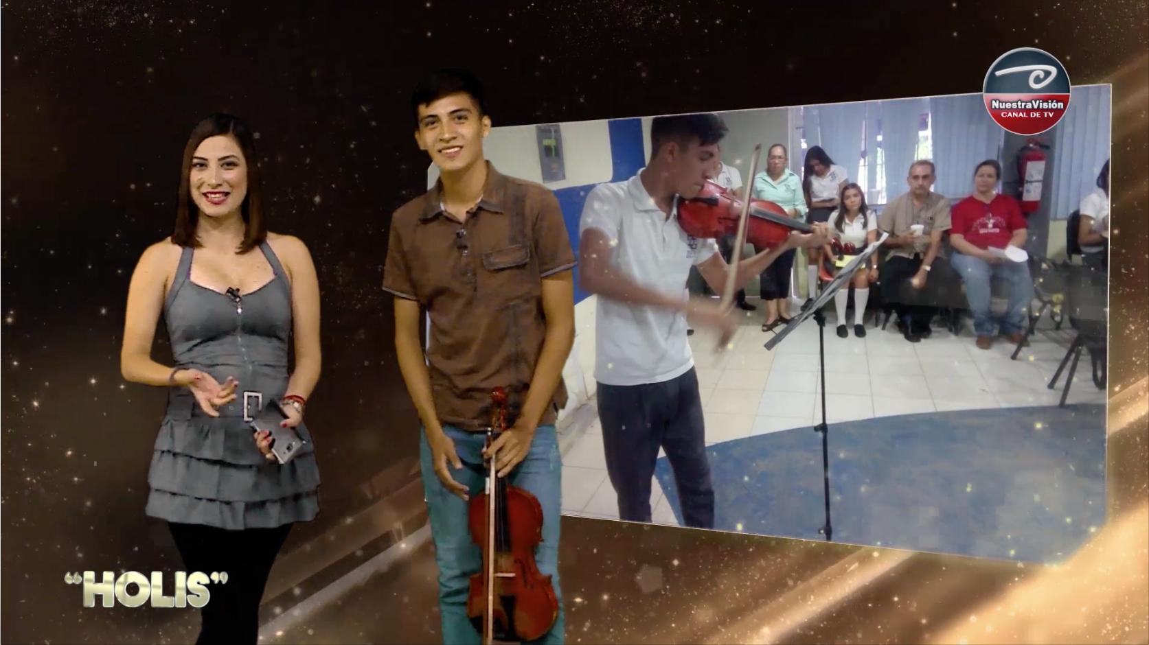 Entrevista – Instructor de violín