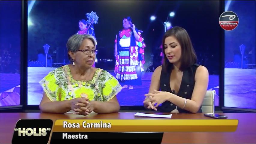 Entrevista – Maestra Rosa Carmina