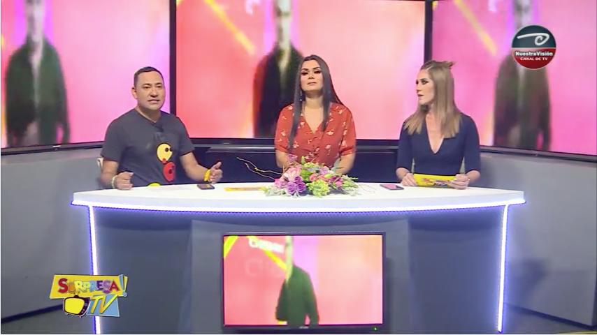 Sorpresa TV – 20 febrero 2019