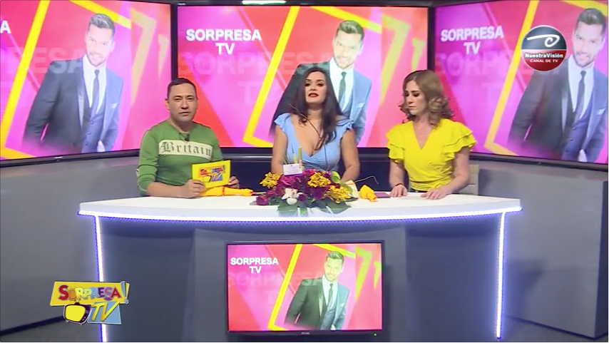 Sorpresa TV – 13 febrero 2019