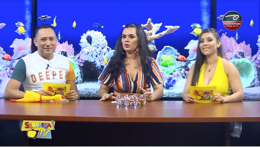 Sorpresa TV – 07 septiembre 2018