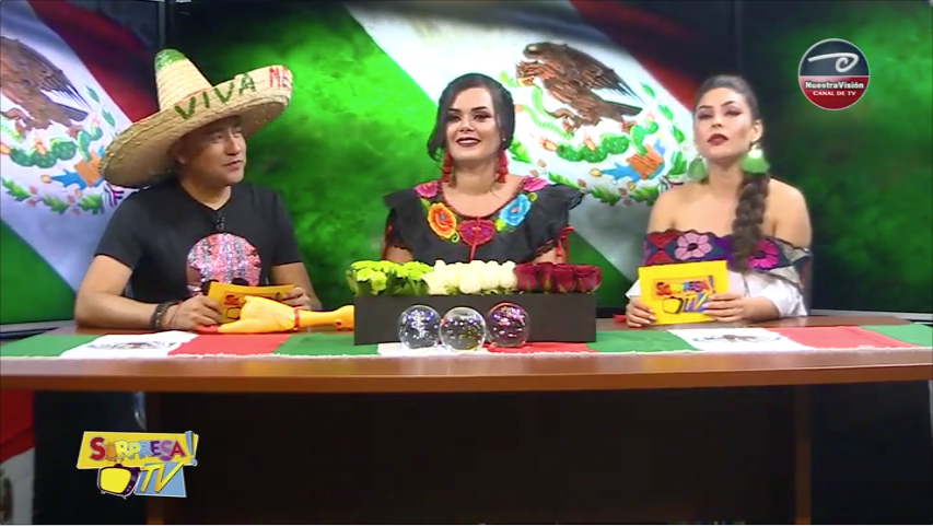 Sorpresa TV – Especial Mexicano