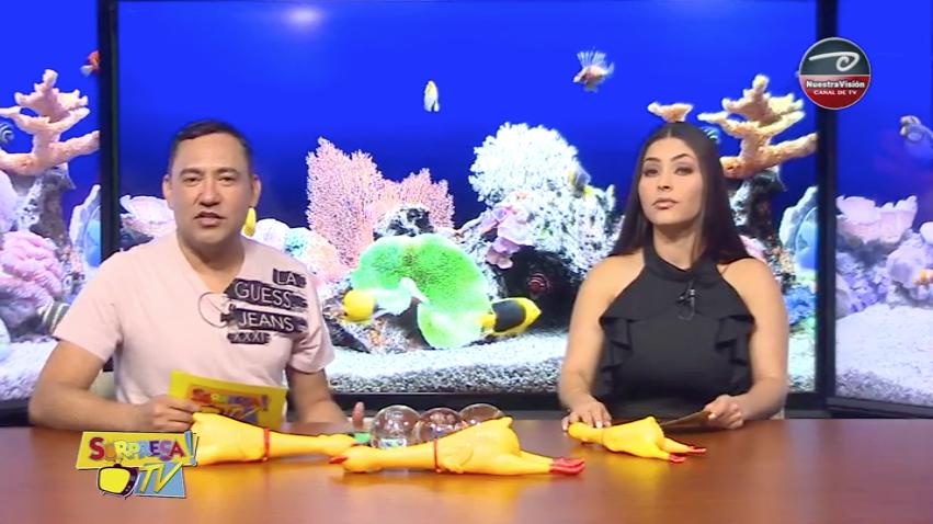 Sorpresa TV – 18 enero 2019