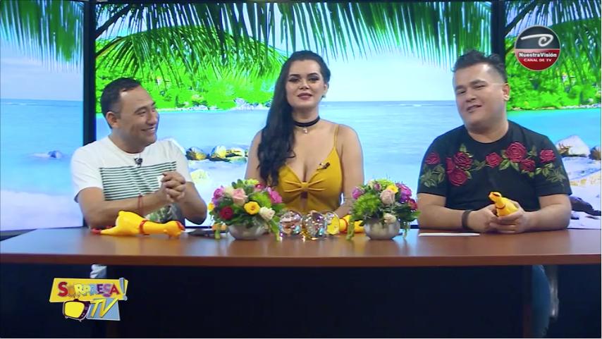 Sorpresa TV – 19 octubre 2018