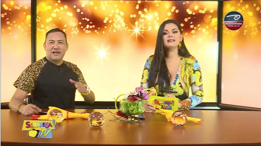 Sorpresa TV – 21 diciembre 2018