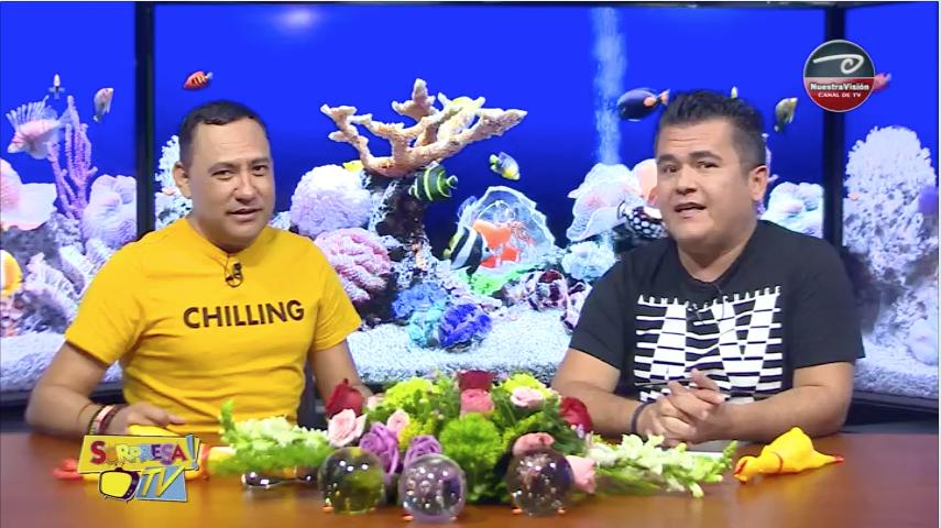 Sorpresa TV – 23 noviembre 2018