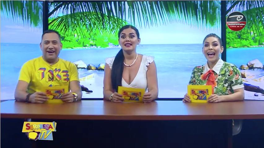 Sorpresa TV – 27 julio 2018