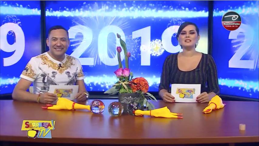 Sorpresa TV – 28 diciembre 2018