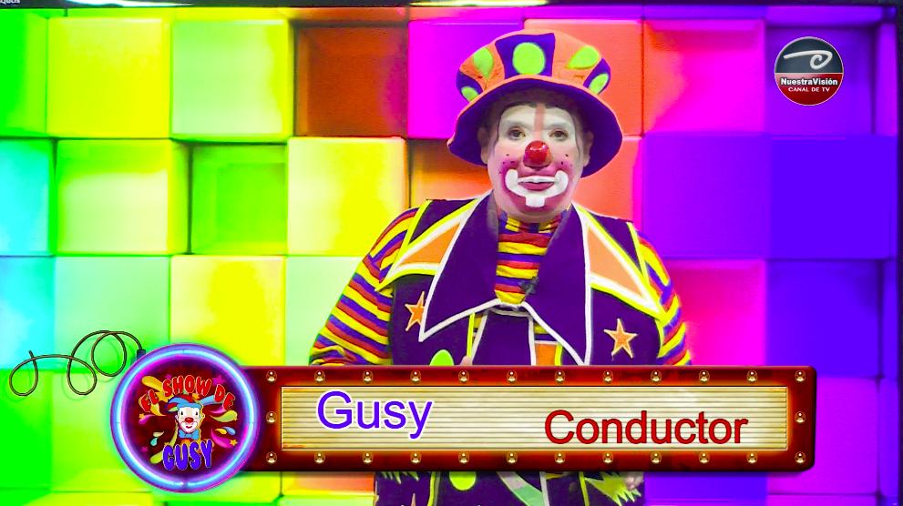 El Show de Gusy – 06 Ene 2018