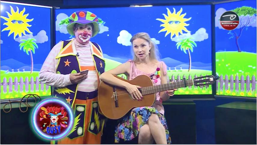 El Show de Gusy – Elena Lavrova