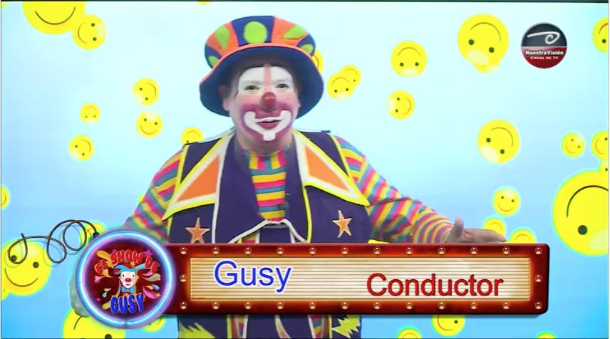 El Show de Gusy – 14 Sep 2019