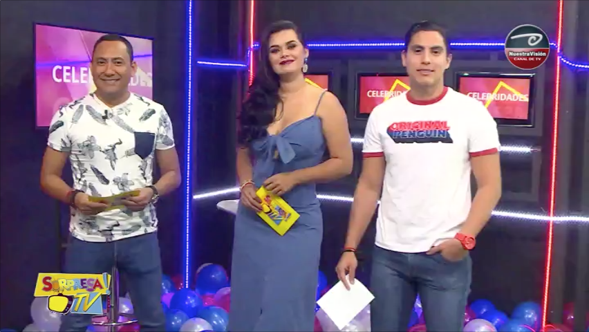 Sorpresa TV – 08 mayo 2019
