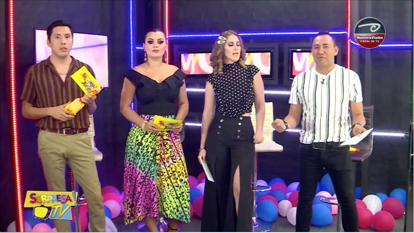 Sorpresa TV – 15 mayo 2019