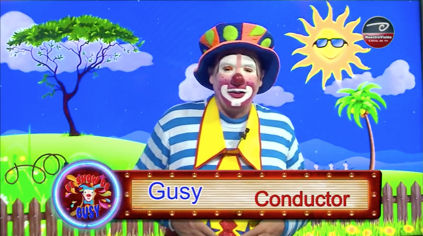 El Show de Gusy – 15 Jun 2019
