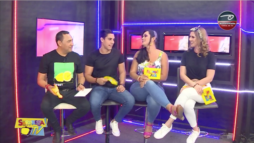 Sorpresa TV – 12 junio 2019