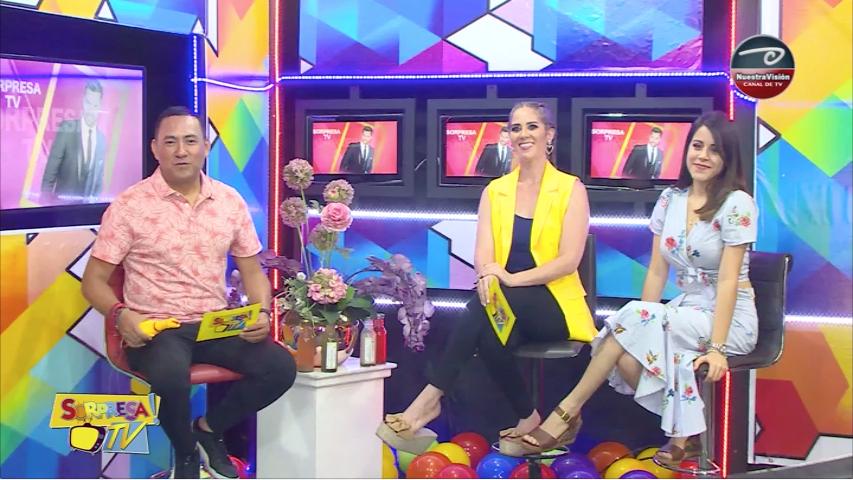 Sorpresa TV – 17 julio 2019