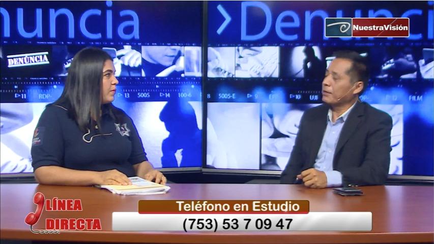 Línea Directa 23 ago 2019