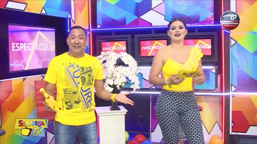 Sorpresa TV – 09 octubre 2019