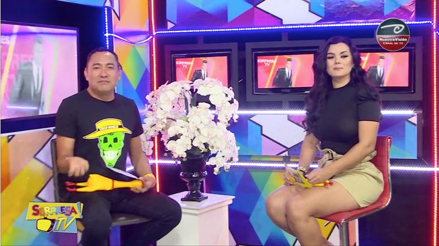 Sorpresa TV – 23 octubre 2019
