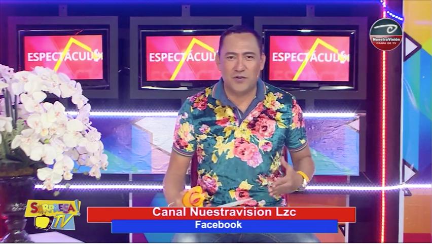 Sorpresa TV – 05 noviembre 2019