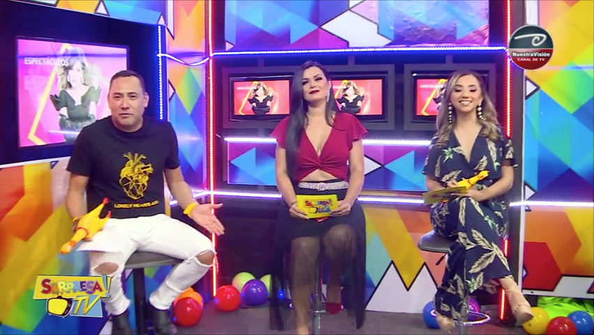 Sorpresa TV – 27 noviembre 2019