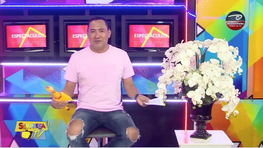 Sorpresa TV – 30 octubre 2019